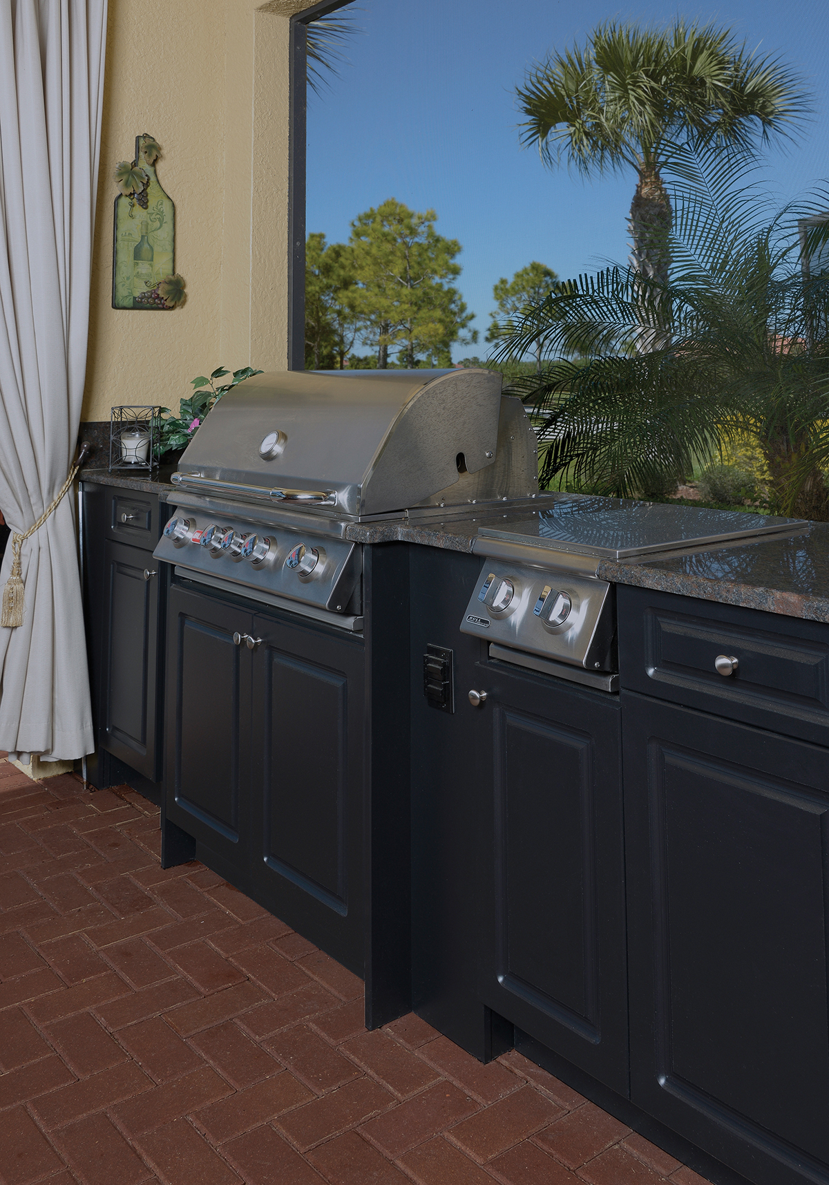 Outdoor Kitchens Sarasota Fl Elite Outdoor Kitchens Design Outdoor Kitchen Portfolio