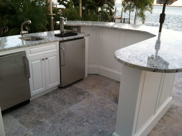 Outdoor Cabinetry By Elite Outdoor Kitchens Design